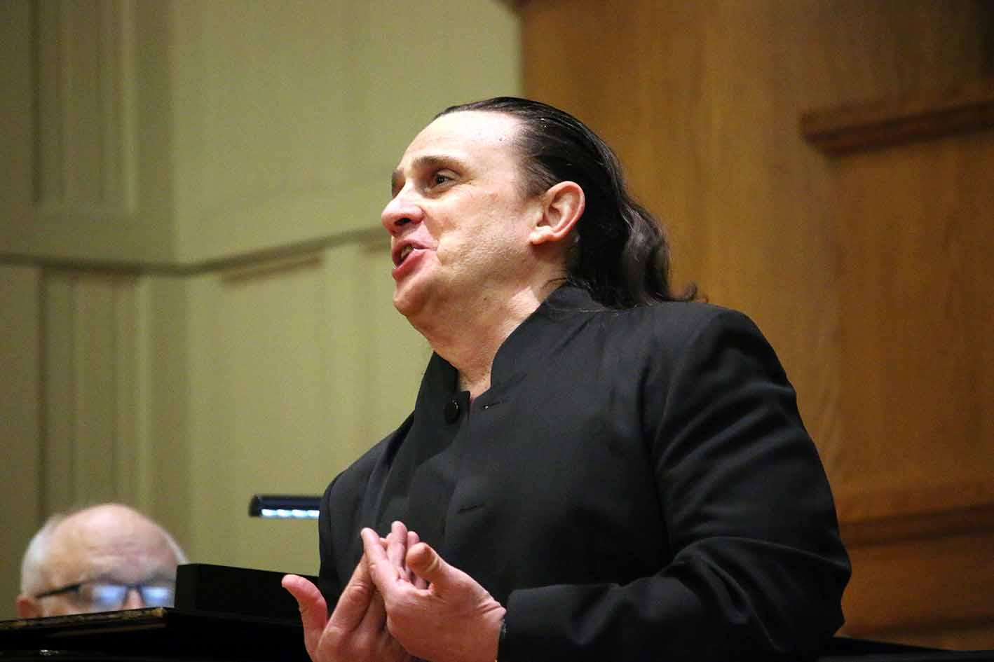 Opera Star Cangelosi Performs in Birmingham