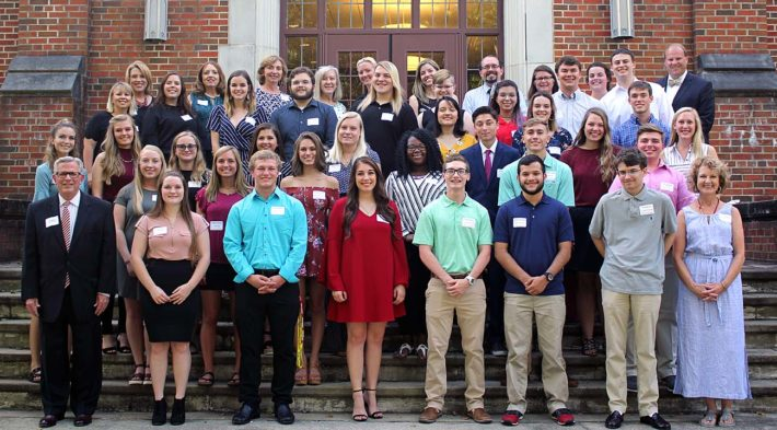 Presidential Fellows Students