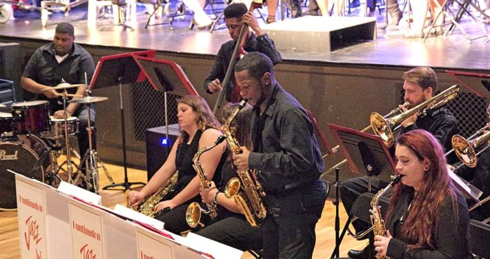 Huntingdon Bands Present Fall Concert