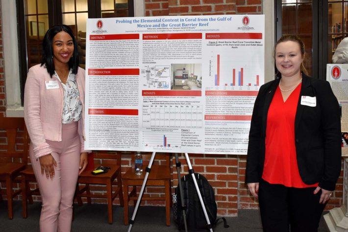 Huntingdon Academic Programs Present Showcase