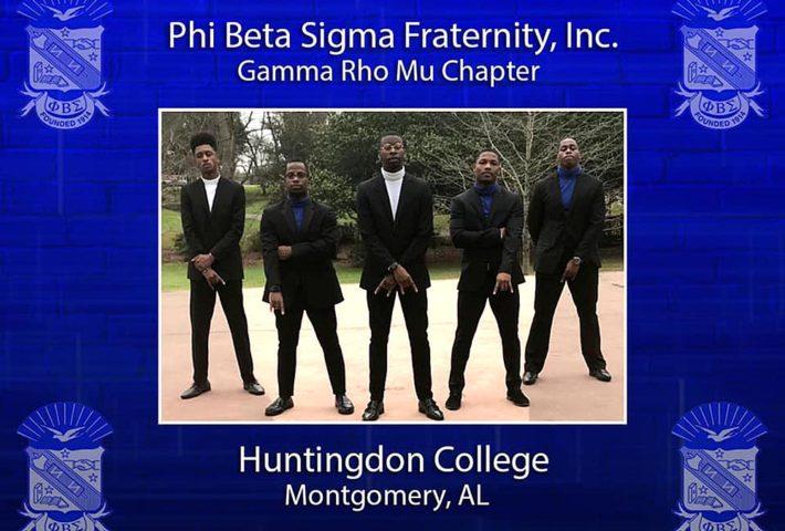 Phi Beta Sigma Chapter Earns Charter at Huntingdon