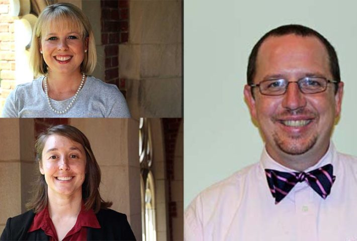 Huntingdon Faculty Honored for Exemplary Teaching