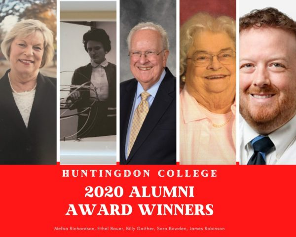 Alumni Honored by Huntingdon College
