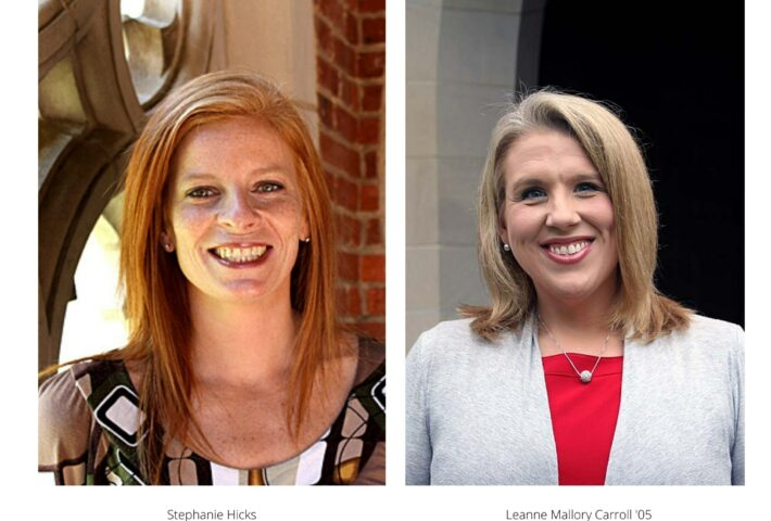 Leanne Carroll and Stephanie Hicks Appointed to New Leadership Roles