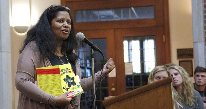 Dr. Jacqueline Allen Trimble '83 Selected as an NEA Creative Writing Fellow