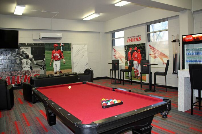 New Spaces Unveiled as Huntingdon Students Arrive for Spring Term