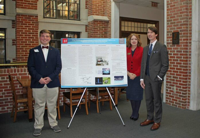 John Samuel Cason Wins Undergraduate Award