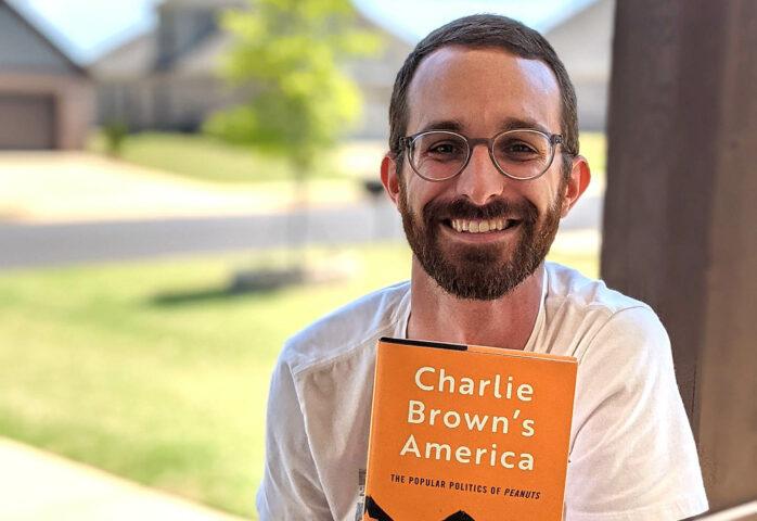"Huntingdon History Professor Publishes Book on the Politics of ""Peanuts"""