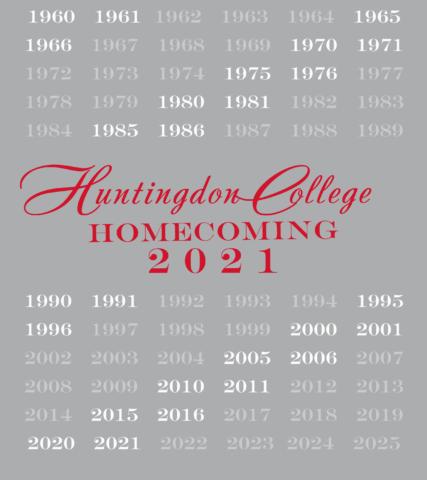 Huntingdon College Homecoming 2021