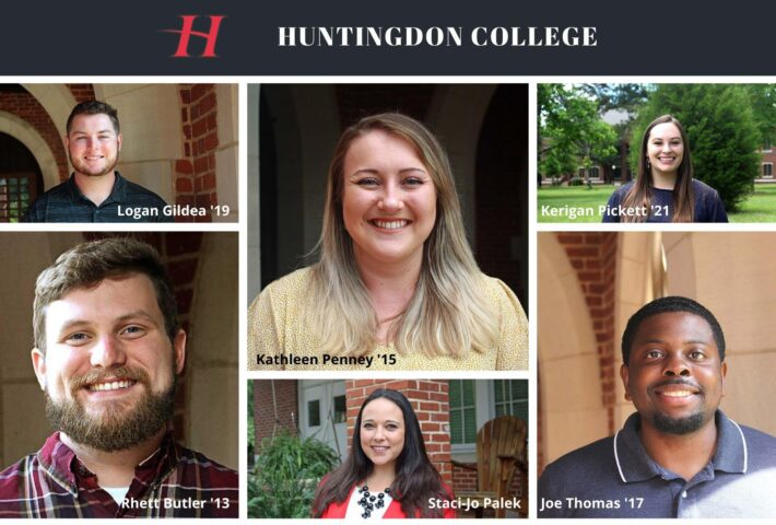 College Announces Student and Institutional Development Staff Changes and Promotions