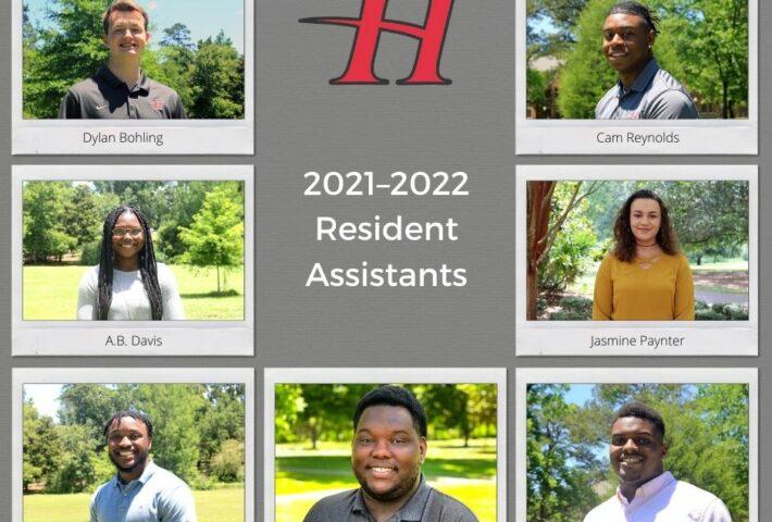 Huntingdon Announces Residence Life Staff