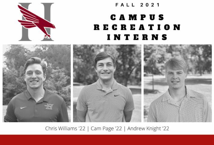 HC Sport Management Majors take over Campus Rec