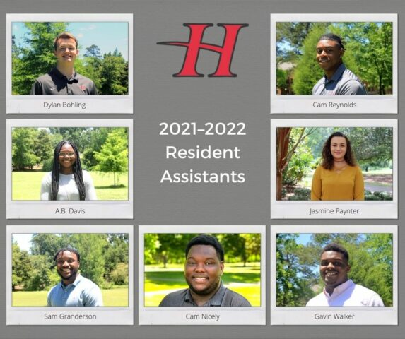 2021-2022 Resident Assistants