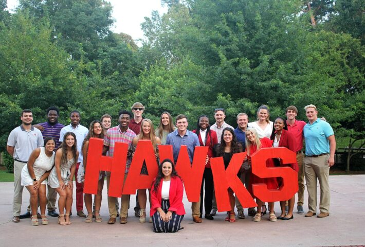 Huntingdon Orientation Leaders Welcome New Students