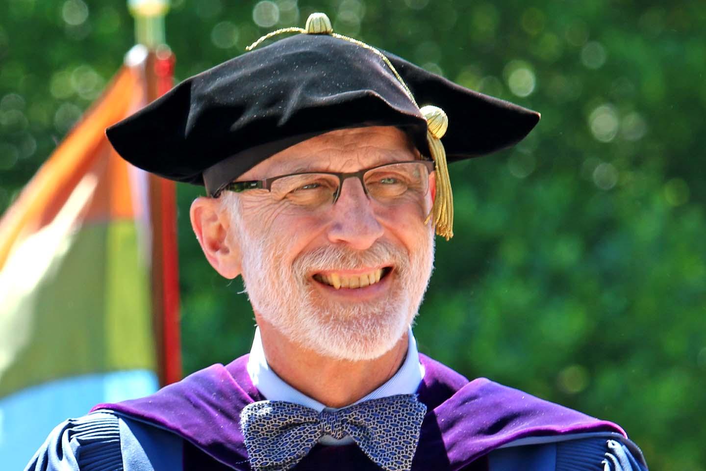 Huntingdon Remembers Dr. Frank Buckner