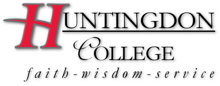 Huntingdon Website Logo