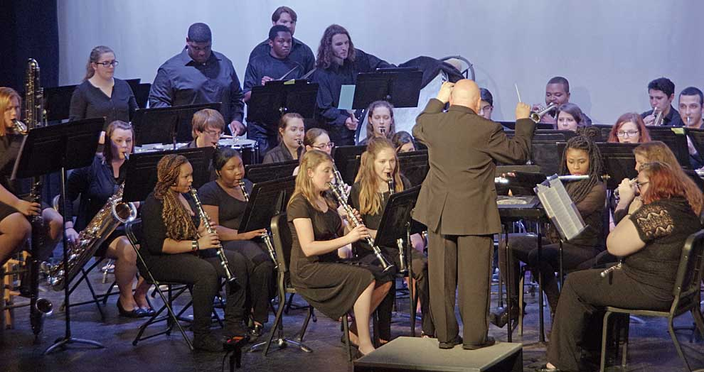 Huntingdon Winds at Drum Theater