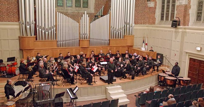 Huntingdon Winds Concert Band