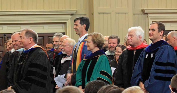 Honor Convocation photo
