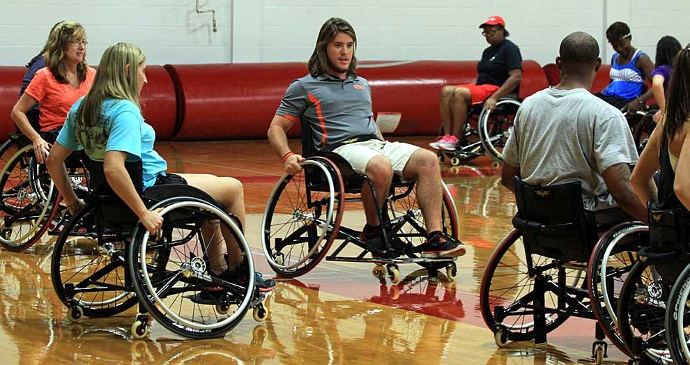 HC-ASN offers Adapted Sports Training