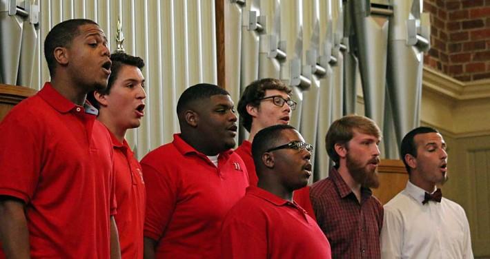 men's chorus photo