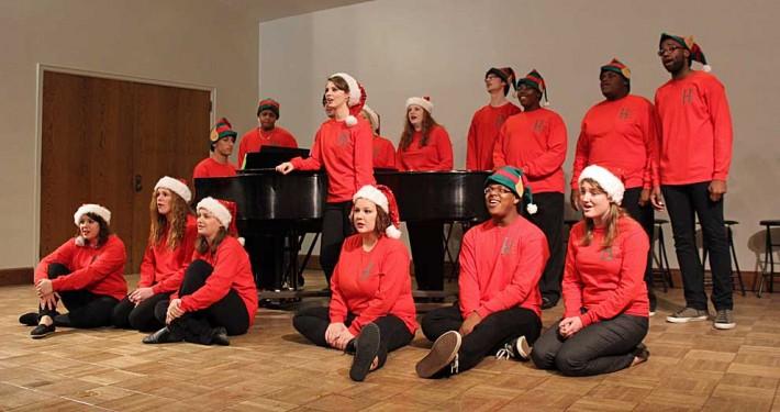 Huntingdon Harmony Holiday Happenings