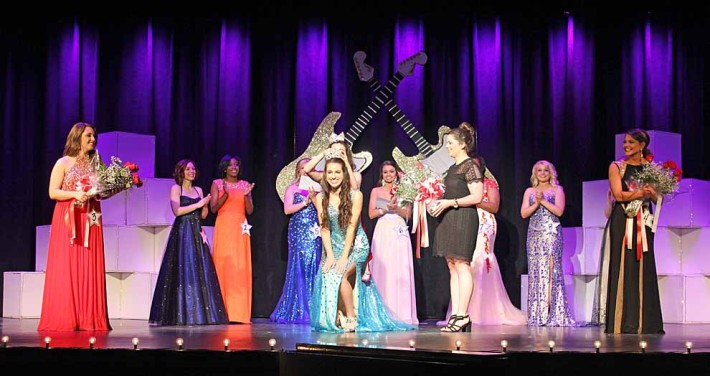 Miss Huntingdon Pageant photo