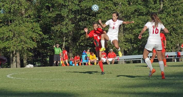 Lady Hawks Soccer
