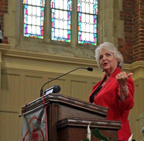 Mary Sue Barnette McClurkin