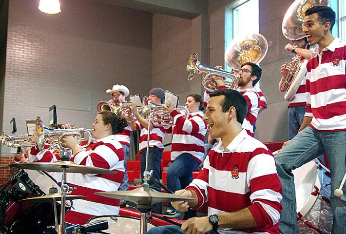 BallHawks Pep Band