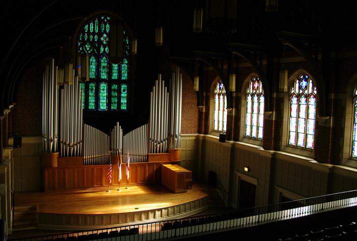 Ligon Chapel