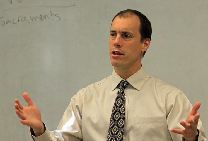 Dr. Stephen Sours