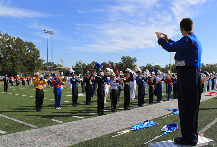 Marching Honor Band