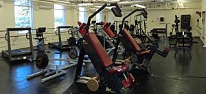 Tomberlin Fitness Ctr.