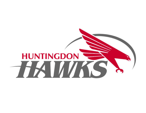 Huntingdon Hawks Logo
