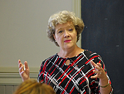 Dr. Donna Manson