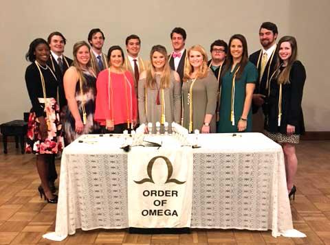 Order of Omega photo