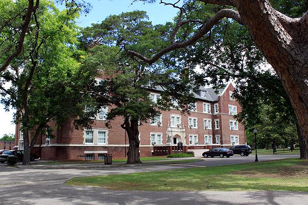Pratt Hall