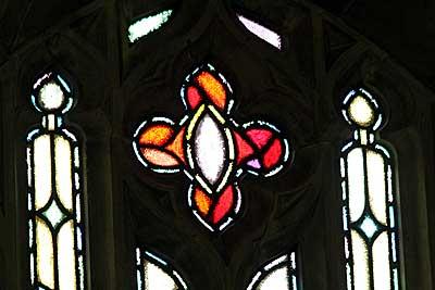 Ligon Chapel window