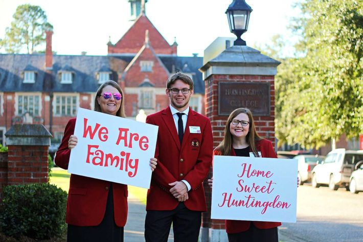 Huntingdon Admission Hosts Preview Day