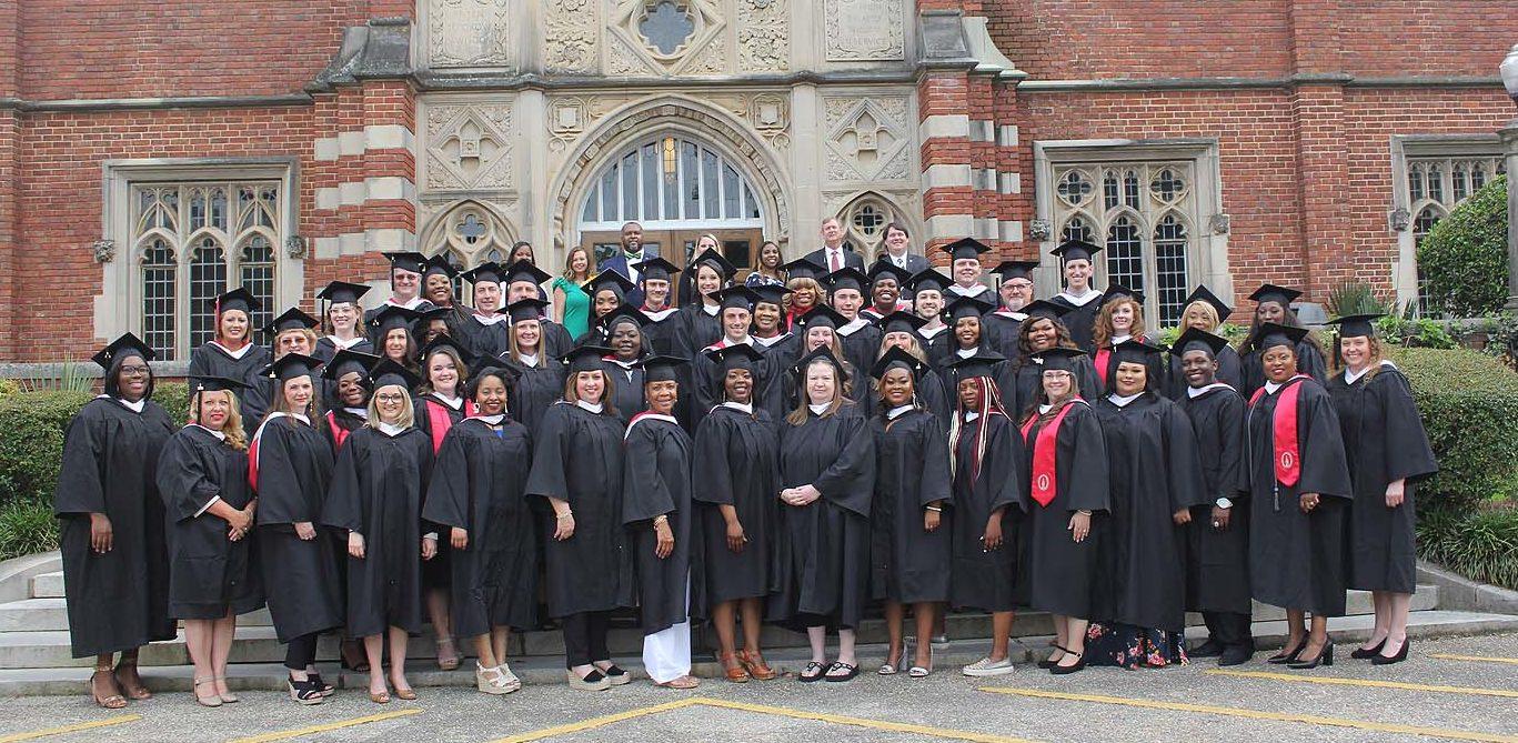 Huntingdon Evening Studies Class of 2019 Graduates