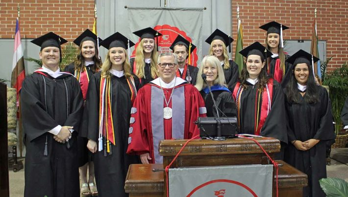 Huntingdon Announces Class of 2019 Graduates, Traditional Day Program