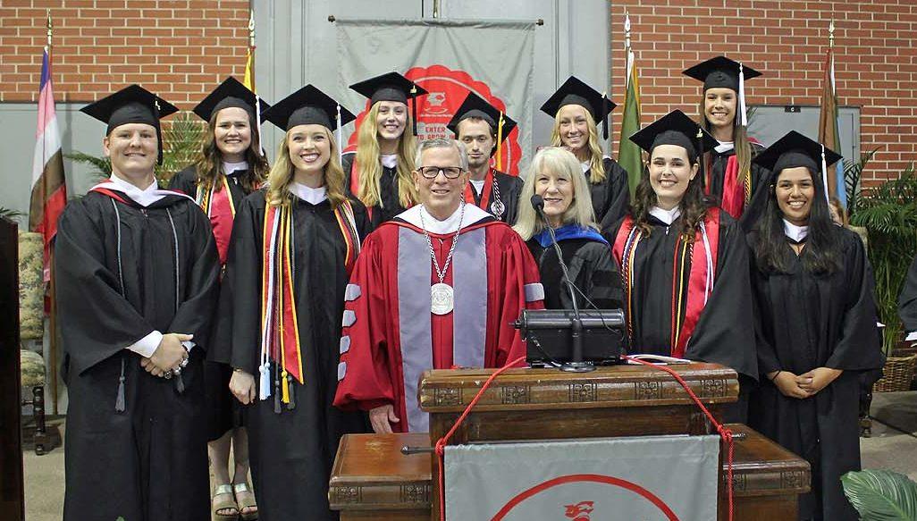 Huntingdon Announces Class of 2019 Graduates, Traditional Day Program