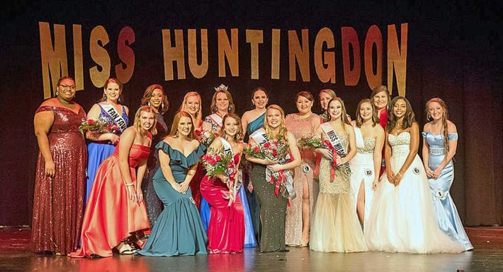 Smithart Crowned Miss Huntingdon 2019