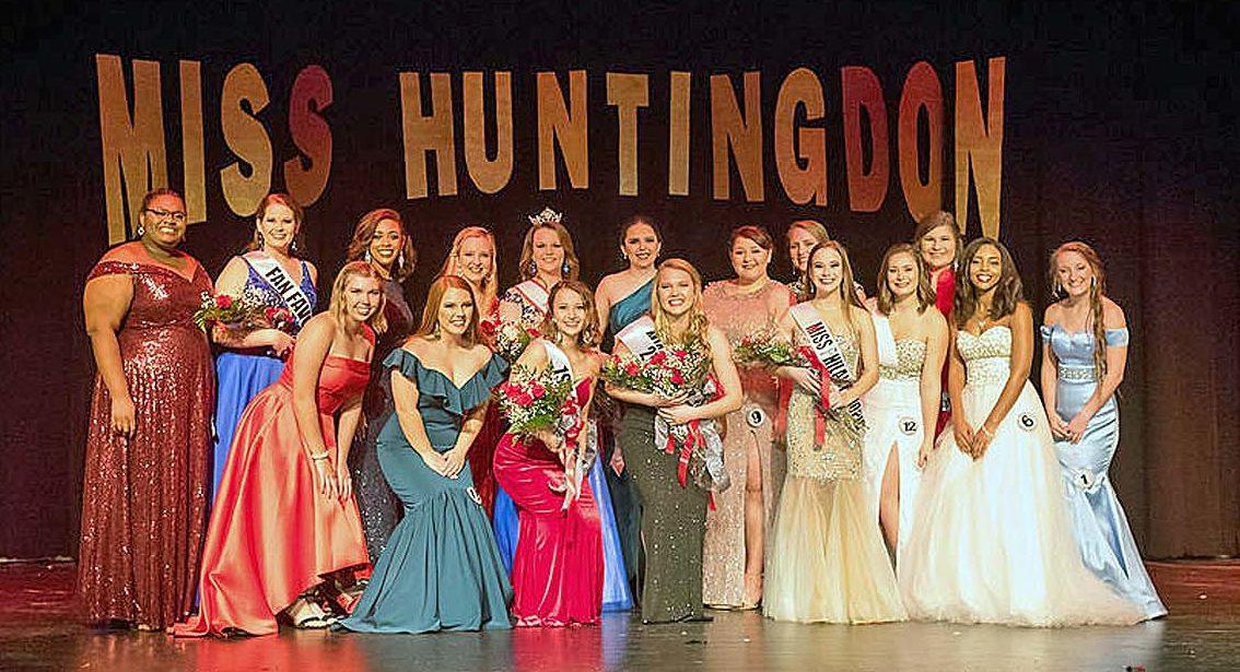 Smithart Crowned Miss Huntingdon 2019