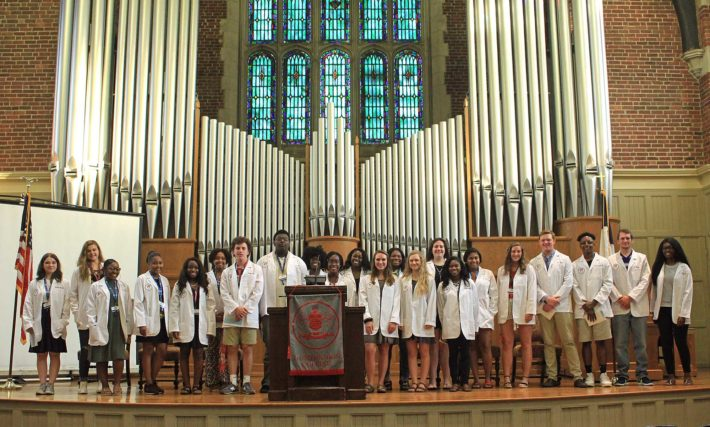 23 Attend Health Sciences Academy