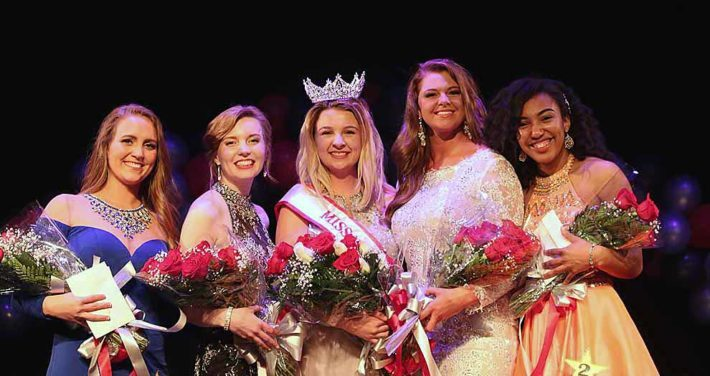 Cassidy Oswald Crowned 2018 Miss Huntingdon