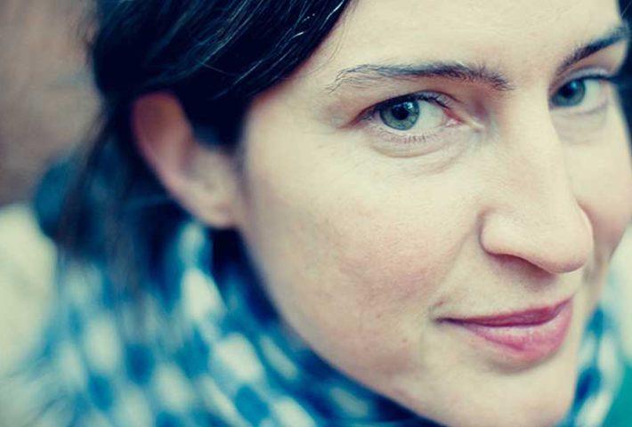 photo of Jen Bervin