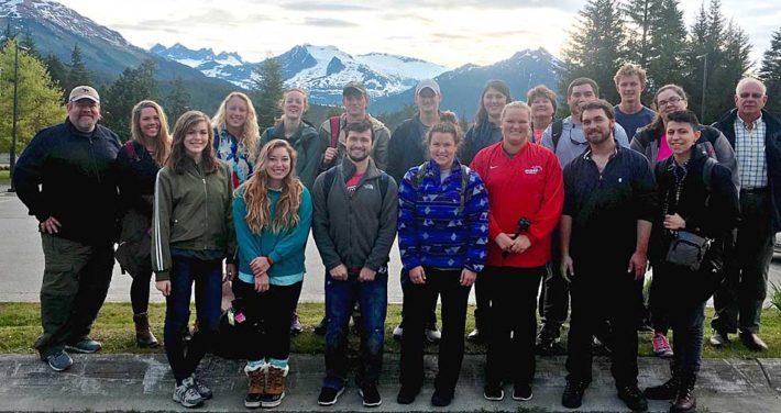 Alaska travel-study