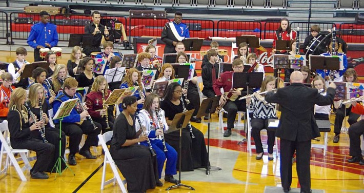 Symphonic Honor Band